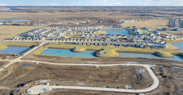 Fischer & Frichtel is Building New Home Communities in the Hottest Locations!