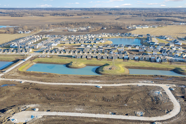 Fischer & Frichtel is Building New Home Communities in the Hottest Locations!